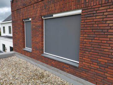 screens met zonnecellen voor huis